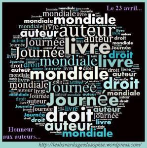 journée mondiale livre 23.04